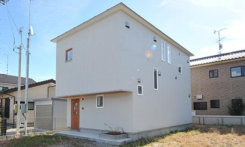 パッシブハウスの後田工務所モデル住宅